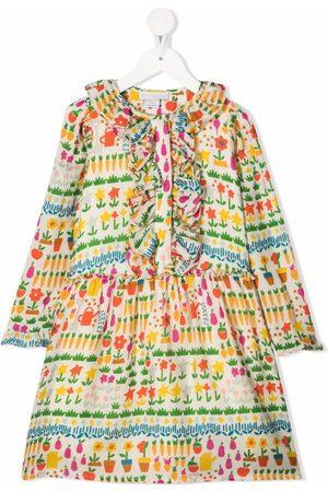Stella McCartney Allotment ruffled dress