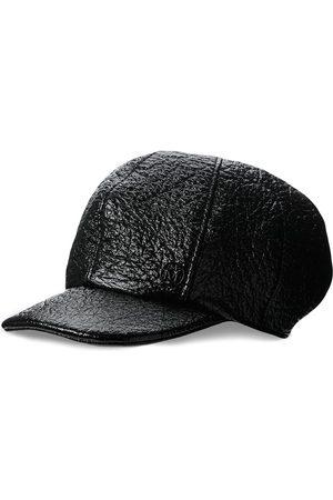 Le Mont St Michel Kris faux leather cap