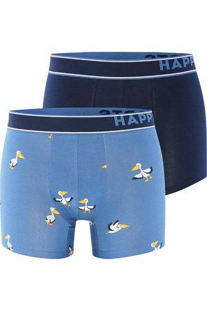 HAPPY SHORTS Heren Ondergoed - Boxershorts ' 2-Pack