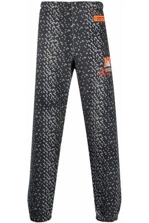 Heron Preston Heren Joggingbroeken - Abstract-spot track pants