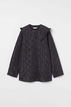 H & M Dames Korte jassen - Doorgestikte hemdjas