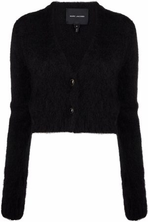 Marc Jacobs Dames Cardigans - Hairy cropped cardigan