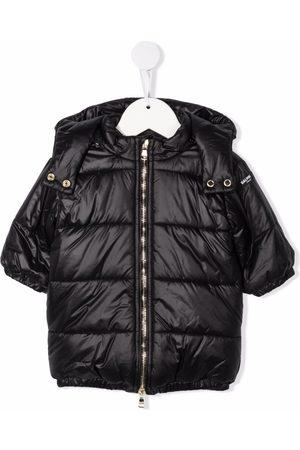 Balmain Donsjassen - Padded hooded coat
