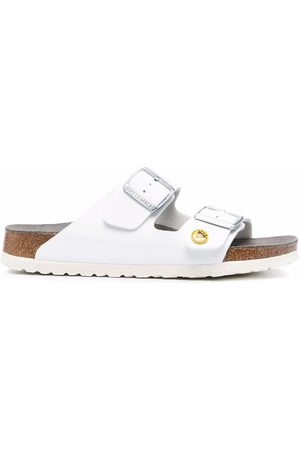 Birkenstock Dames Sandalen - Side buckle fastened sandals