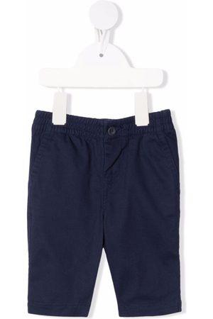 Ralph Lauren Jongens Chino's - Embroidered-logo elasticated trousers