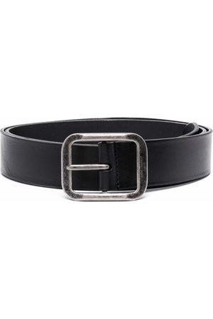 Saint Laurent Buckle-fastening leather belt