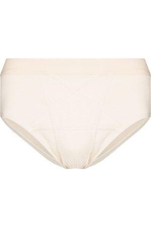 Rick Owens Penta elasticated waistband briefs