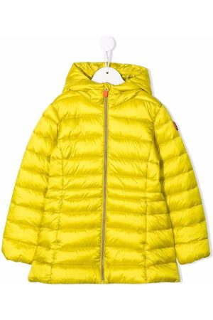 save the duck Meisjes Donsjassen - Metallic puffer coat