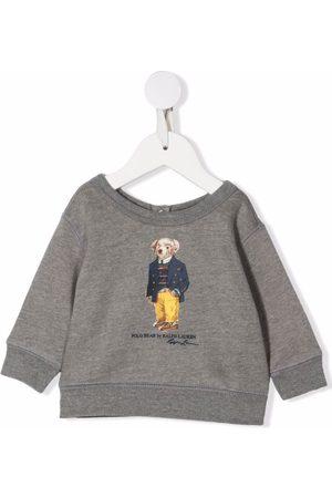 Ralph Lauren Teddy bear logo sweatshirt