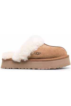 UGG Dames Slippers - Disquette suede slippers