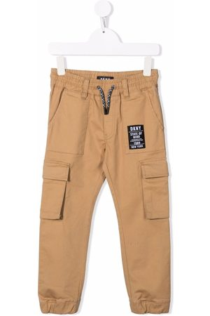 DKNY Drawstring cargo trousers