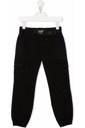 sun68 Jongens Cargo's - Slim cut cargo trousers