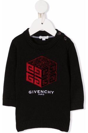 Givenchy Logo print jumper