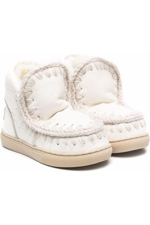 Mou Meisjes Snowboots - Shearling lined boots