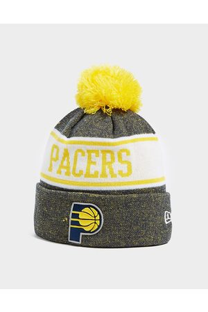 New Era NBA Indiana Pacers Pom Beanie Muts - Only at JD