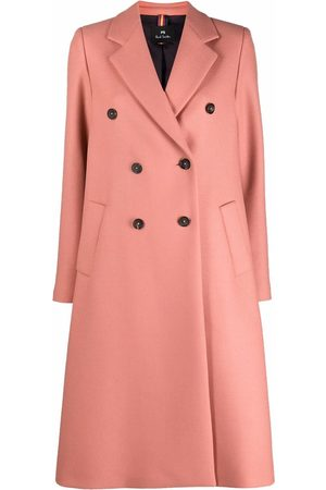 Paul Smith Double-breasted button coat