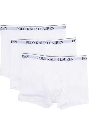 Polo Ralph Lauren Logo-waistband boxers