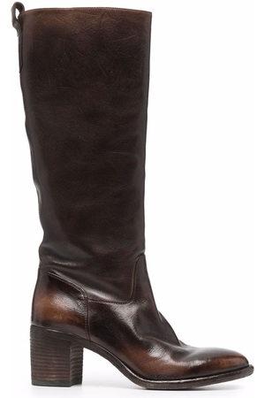 Officine creative Sarah 018 leather boots