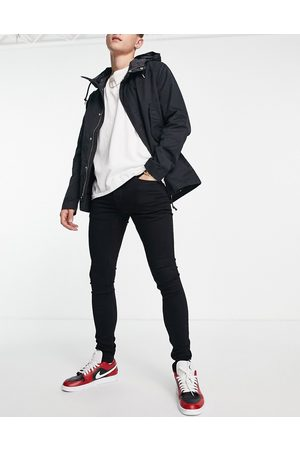 French Connection Super skinny stretch jeans in black