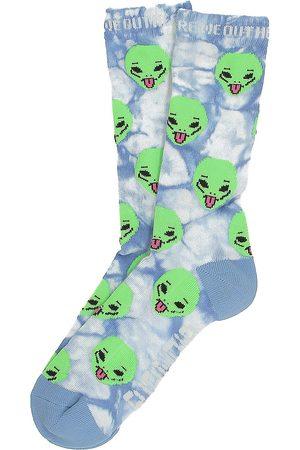 Rip N Dip We Out Here Socks