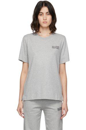 Ganni Thin Software Jersey T-Shirt