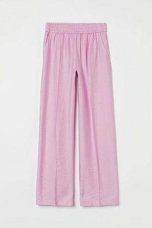H&M Dames Pullovers - Geklede pull-on broek