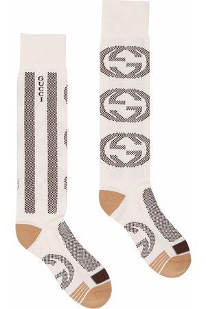 Gucci Heren Sokken - Interlocking G socks