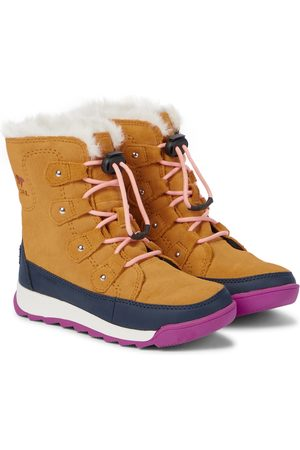 sorel Whitney™ II Joan lace-up suede boots