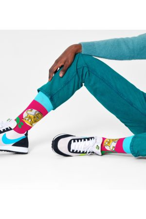 Happy Socks Sokken - Atlas Lion Sock