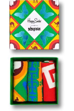Happy Socks Sokken - Andy Wahloo Gift Set 3-pack