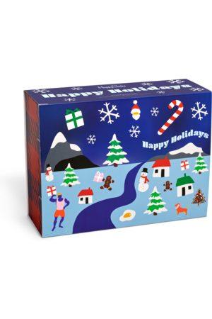 Happy Socks Sokken - 12 Days Of Christmas Socks Gift Set 12-Pack