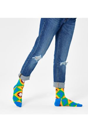 Happy Socks Sokken - Hamsa Mosaic Sock
