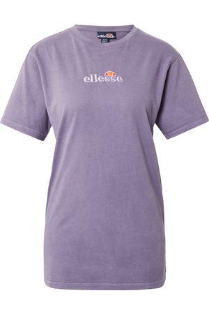 Ellesse Shirt 'Annatto