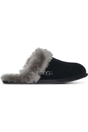 UGG Dames Slippers - Scuffette shearling-lined slippers