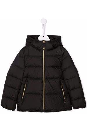 Woolrich Padded zip-up down jacket