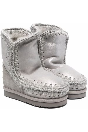 Mou Shearling lined boots