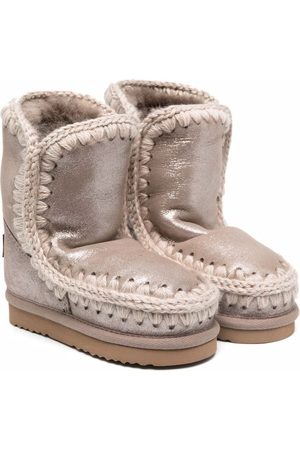 Mou Shearling lining boots