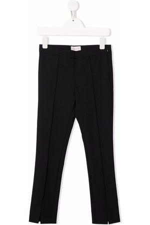 Moncler Meisjes Leggings - Mid-rise fleece leggings