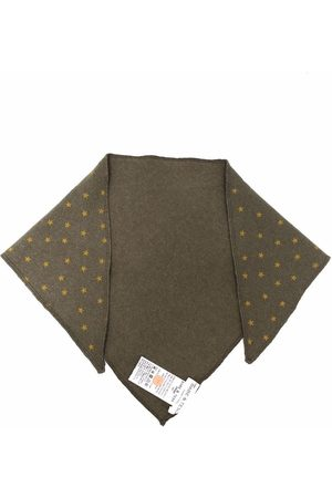 Babe And Tess Star print scarf