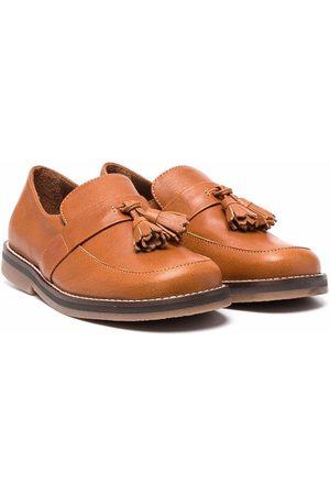 PèPè Tassel slip-on loafers