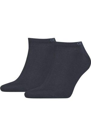 Calvin Klein Heren Sokken - Basic logo sneaker 2-pack