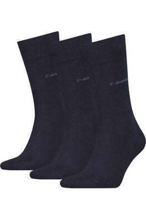 Calvin Klein Heren Sokken - Basic logo 3-pack