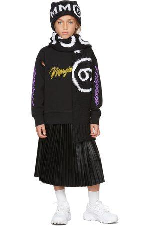 MM6 MAISON MARGIELA Kids Graffiti Sweatshirt