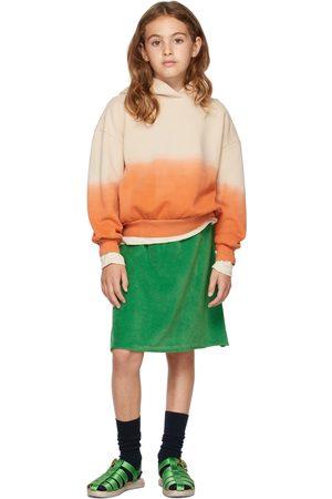 Longlivethequeen Kids Organic Cotton Velvet Skirt