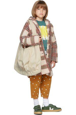 The Campamento Donsjassen - Kids Checks Teddy Coat