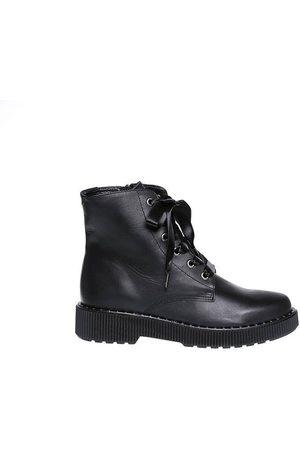 Hip Dames Enkellaarzen - Shoestyle women . schoenen