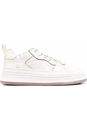 Buttero Dames Lage sneakers - Circolo low-top leather sneakers
