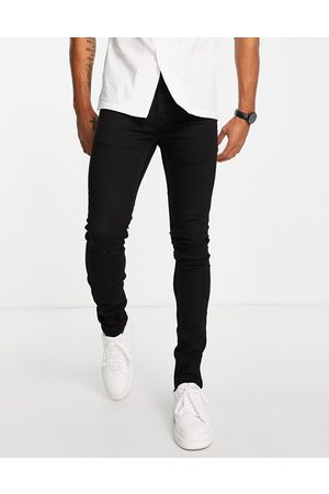 French Connection Skinny stretch jeans in black