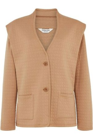 People Tree Anika Quilted Jacket