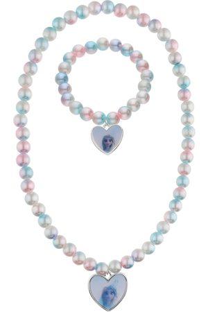 Six Meisjes Armbanden - Sieraden 'Set aus Perlenarmband und Perlenkette